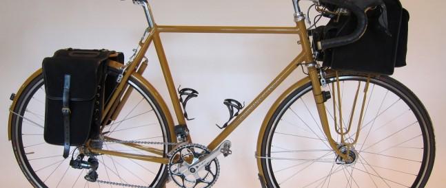 The Oregon Manifest bike