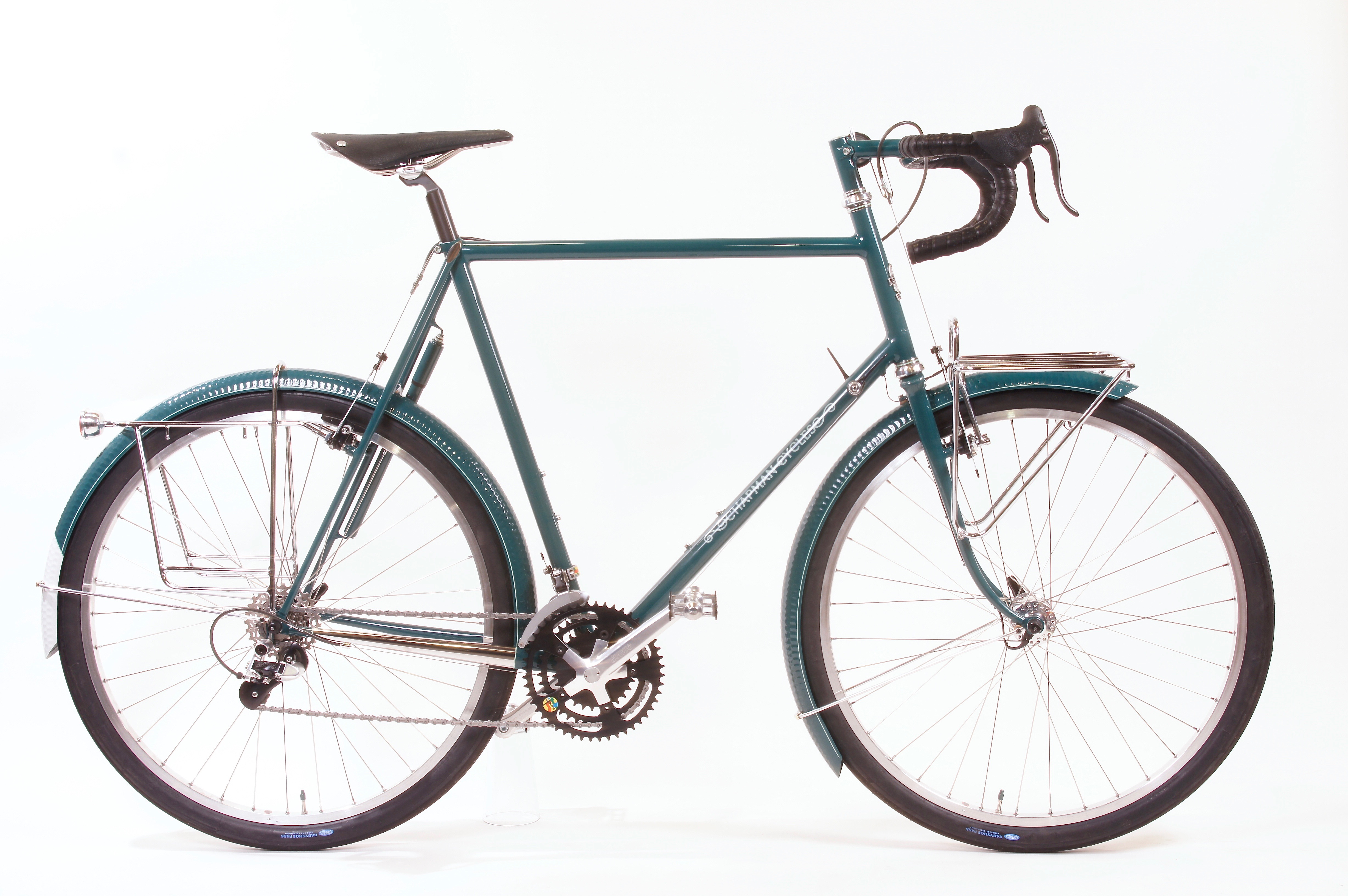 Ryan's 650B light tourer