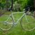 Victoria's minty road bike