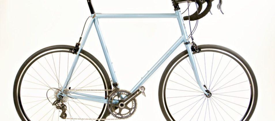 Barbara's road bike