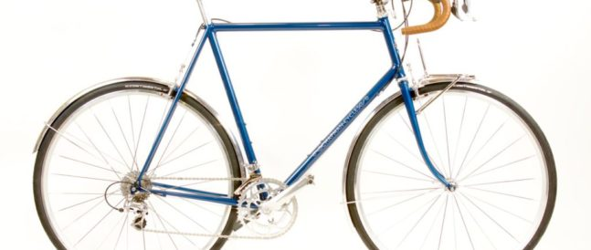 Jon's vélo léger