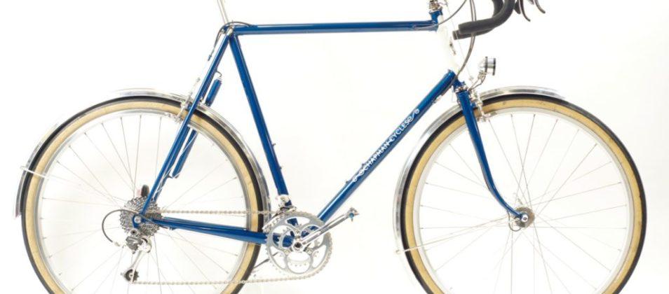Bob's 650b road bike