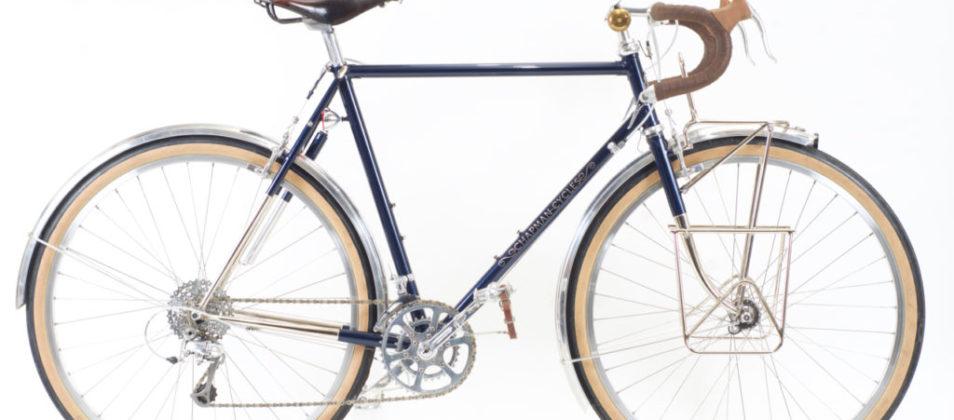 Chapman Cycles — Custom frames built in Rhode Island