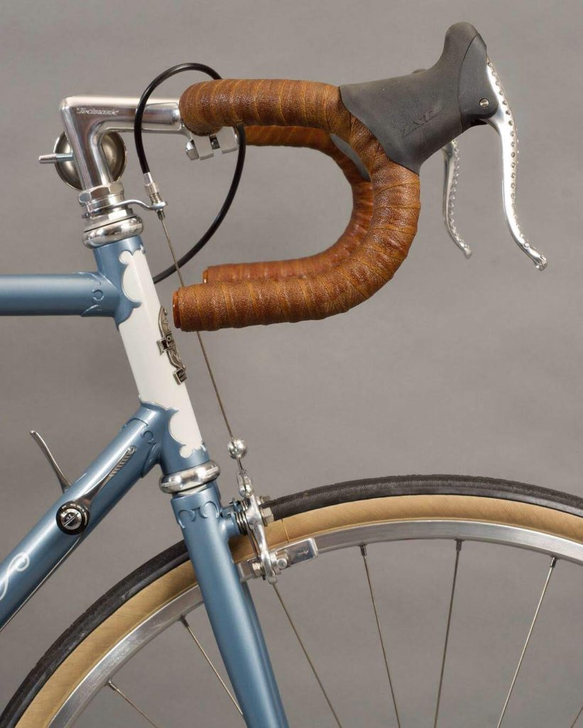 Ted S Classic Inspired Road Bike Chapman Cycles